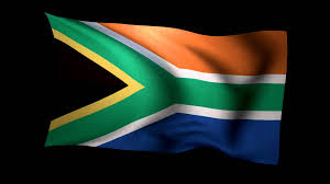 Flags Of African Countries 3d Rendering Of The Flag Of South Africa Waving In The Wind Youtube