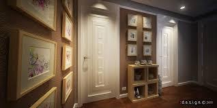 Foyer Interior by Zernan Suarez Portfolio Interior