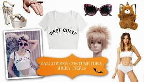 Miley Cyrus Halloween Costume Ideas Two Thirds Scarlett From Dorothy To Miley Halloween Costume Ideas