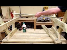001 how to build a childs picnic table youtube