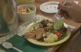 mission serves up thanksgiving dinner along with sense of