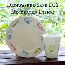 Decorating Porcelain Mugs Diy Dishwasher Safe Decorating Plates And Mugs Sharpies Sharpie