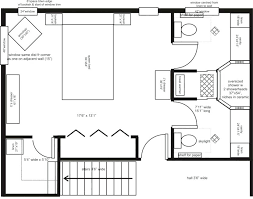 master suite plans master bedroom and bathroom floor plans master suite layout 5 master