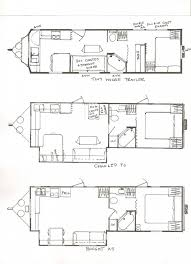 small home design floor plan tiny house trailer pinterest for