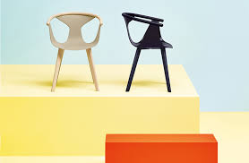 Used Armchair A Harmonious Mix Of Materials Used On The Fox Armchair By Pedrali