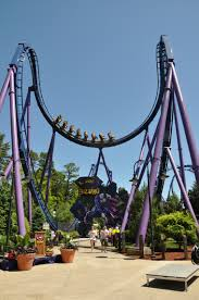 San Diego Six Flags Six Flags Great Adventure Bizarro Opening Day Theme Park Review
