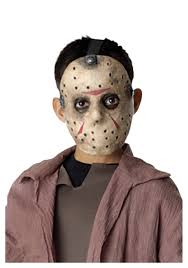 when your child goes in this jason voorhees mask he u0027ll be ready