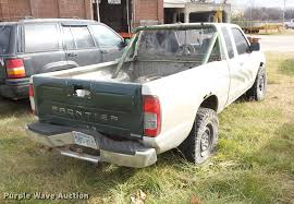 nissan pickup 1998 1998 nissan frontier king cab pickup truck item k6305 we