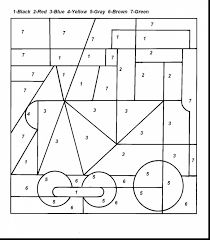 remarkable number coloring pages printable with numbers coloring