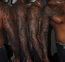 tattoo cover up on black skin best tribal tattoos on black skin design idea for men and women