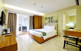 Boracay Haven Resort Discount Hotels Free Airport Pickup - Family room in boracay