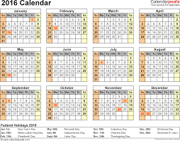 2016 calendar excel calendar template pinterest calendar and