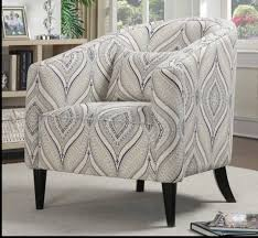 Grey And White Accent Chair Gray And White Accent Chairs Club Chair Ideas Picture 05 Chair