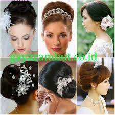 model rambut sanggul simple 60 model rambut pesta malam untuk wanita wajah bulat yang simple dan