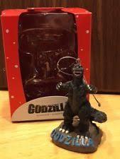 godzilla ornament ebay