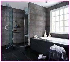 Spectacular Stone Bathroom Design Ideas Stone Bathroom Stone - Black bathroom designs