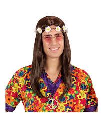 flower hair band hippie flower hair band as costume accessories horror shop