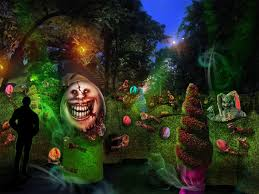 halloween horror nights scare zones halloween horror nights 7 brings your l4d fantasies to life and