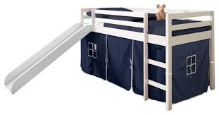 Donco Bunk Bed Top 10 Best Loft Bed With Slide Reviews 2018 Choice