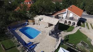 imota touristik holiday house villa with pool imotski imota