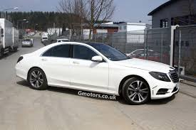 new high security armoured mercedes s class