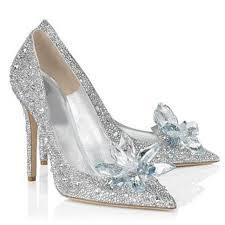 wedding shoes jeweled heels women silver rhinestone wedding shoes platform pumps