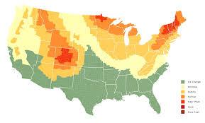 fall foliage map 2017 u0026 nationwide peak leaf forecast