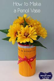 How To Draw A Vase Of Flowers Best 25 Vase Crafts Ideas On Pinterest Diy Decoupage Vase Diy