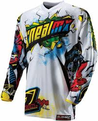 mens motocross jersey o u0027neal racing element villain men u0027s off road dirt bike motorcycle