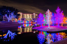 christmas lights dallas tx vitruvian park holiday lights spectacular addison kid 101