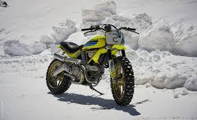 lexus motore yamaha ducati shows custom scramblers at verona motor bike expo u2013 news