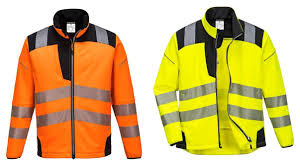 Hi Vis Soft Shell Jackets Ark Trading Corporate Clothing