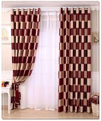perfect ideas burgundy curtains for living room spectacular