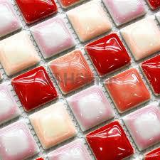 Backsplash Tile Cheap by Online Get Cheap Red Backsplash Tile Aliexpress Com Alibaba Group