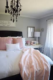 Bedroom Decorating Ideas Black And White Create A Romantic Bedroom With Bright Whites And Pale Blush And