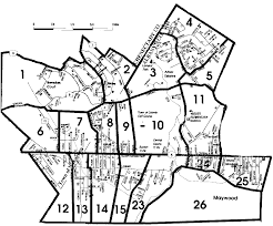 Albany Ny Zip Code Map by Attendance Area Maps South Colonie Central Schools