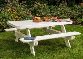 Poly Picnic Tables by Poly Outdoor Furniture