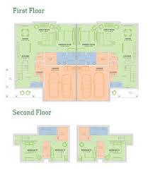 Barrington Floor Plan The Barrington Iii Condominium Home Plan Veridian Homes