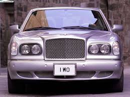 Car Bentley Arnage Red Label 2000 12