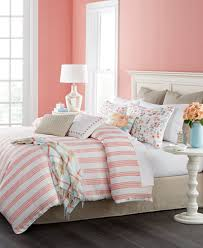 Bed In A Bag King Comforter Sets Closeout Martha Stewart Collection Watercolor Stripe 14 Pc