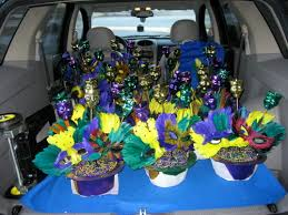mardi gras centerpieces mps002 mardi gras party my painting shirt crafts and