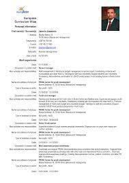 Lebenslauf Vorlage Uk 100 Lebenslauf Muster Sprachen Cv Europass Vorlage Starengineering