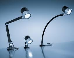 led gooseneck machine light rocia focus industrial lighting machine lights waldmann lighting