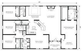 floor plans for 5 bedroom homes 5 bedroom mobile home plans 5 bedroom manufactured homes ideas 7 6
