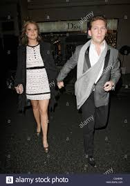 John Valance Holly Valance And Nick Candy At A Private Dinner For The Elton