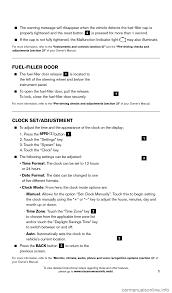 nissan versa open gas cap nissan versa sedan 2015 2 g quick reference guide