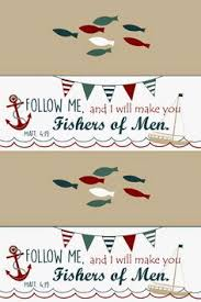 Fishers Of Men Craft For Kids - growing kids in grace jesus calls the fishermen to be his