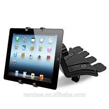 porta tablet auto 7 11 auto cd ranura tel礬fono celular soporte de coche tablet