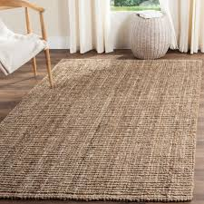 Brown And Gray Area Rug Natural Fiber Area Rugs Roselawnlutheran