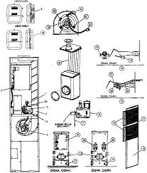 18 dgaa077bdta manual coleman furnace parts model